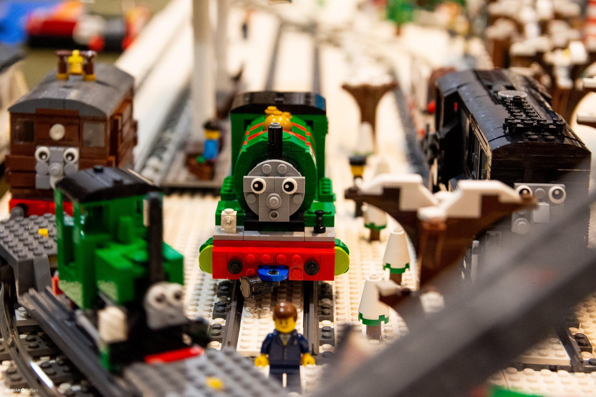 Expoziție LEGO 2020